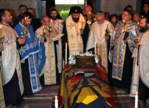 Suisse : un office devant le cercueil du roi Michel de Roumanie à Lausanne