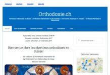 Suisse : la nouvelle formule du site Orthodoxie.ch - Orthodoxie.com