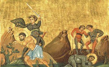 Saints Théopempte et Théonas - orthodoxie.com