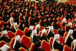 L'Assemblée des évêques de l'Église orthodoxe russe sur la lettre de l'ex-métropolite Philarète de Kiev