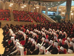 Les documents finaux de l'Assemblée des évêques de l'Église orthodoxe russe ont été adoptés