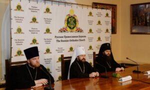 Briefing sur l'appel de l'ex-métropolite de Kiev Philarète