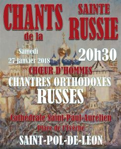 chantres orthodoxes russes - orthodoxie.com