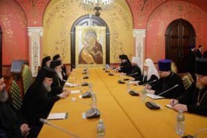 patriarche Cyrille Orthodoxie.com