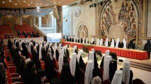 Les décrets de l'Assemblée des évêques de l'Église orthodoxe russe (29 novembre – 2 décembre 2017)