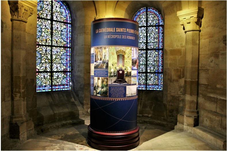 Exposition à Saint-Denis : «Les Romanov à Saint-Pétersbourg, d'une nécropole à l'autre»