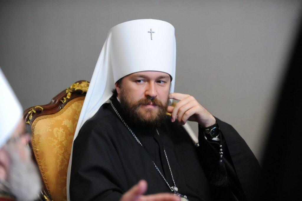 Mgr Hilarion de Volokolamsk communique les résultats de l'étude des documents du Concile de Crète