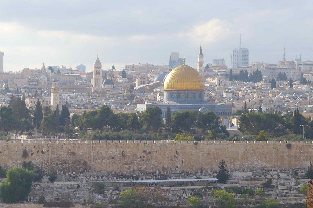 La lettre des chefs des Églises chrétiennes de Jérusalem au président Trump