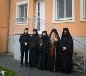 Construction du premier monastère orthodoxe grec en Autriche