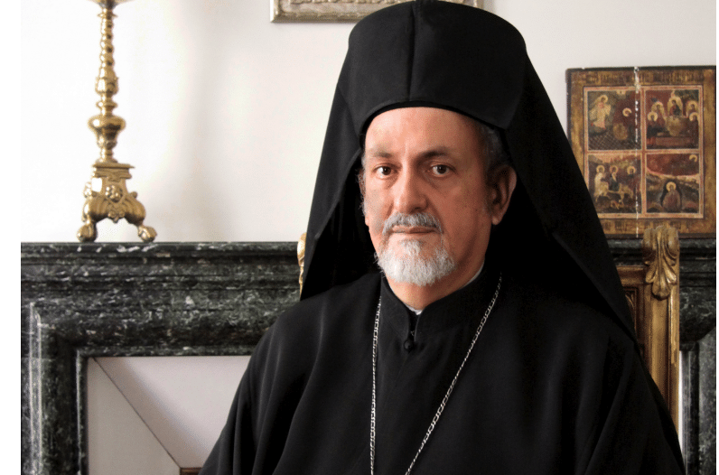 Metropolitan Emmanuel's letter to the priests of the Archdiocese of Russian Orthodox Churches in Western Europe