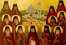 Nouveaux saints russes Orthodoxie.com