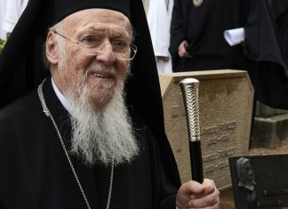 Patriarche Bartholomée - Orthodoxie.com