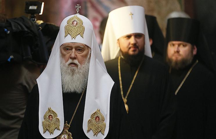 L'ex-métropolite Philarète est prêt à rencontrer le patriarche de Moscou Cyrille