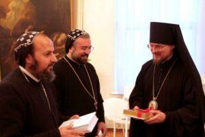 Première réunion de la commission pour le dialogue entre l'Église orthodoxe russe et l'Église syro-jacobite