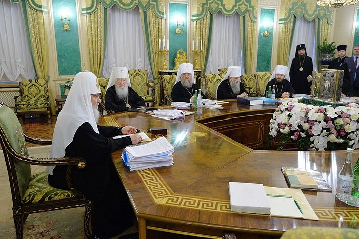 On the creation of Moscow Patriarchate exarchates in Western Europe and Southeast Asia
