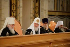 Le patriarche Cyrille sur le travail pastoral aujourd'hui
