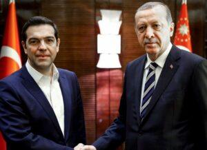 Alexis Tsipras s'adresse au président turc Erdoğan au sujet des libertés religieuses