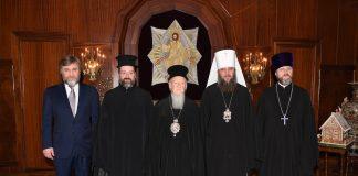 ukraine Constantinople - Orthodoxie.com