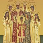 Tsar Nicolas et sa famille impériale