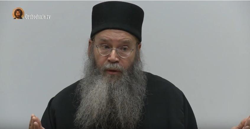 Archimandrite Patrick - orthodoxie.com