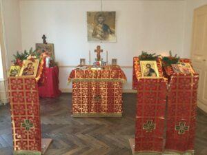 Un stage d'initiation au chant byzantin les 27, 28 et 29 janvier dans la Mayenne
