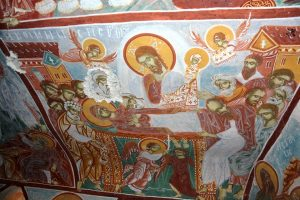 Une chapelle a été découverte lors de la restauration du monastère de Sümela (Turquie)