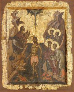 «Orthodoxie» (France-Culture): «De la Nativité au Baptême du Christ»