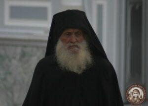 Décès du plus vieux moine du monastère athonite de Saint-Pantéléimon