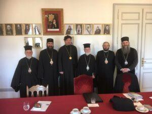 Réunion de l'Assemblée des évêques orthodoxes de Suisse – 23 janvier