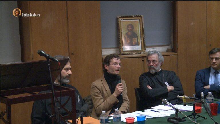 Colloque théologique et œcuménique sur « La réception du Concile de Moscou de 1917-1918 – 2e partie