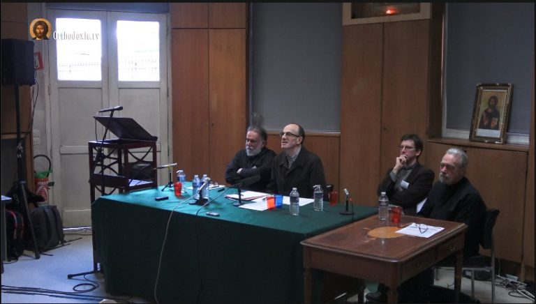 Colloque théologique et œcuménique sur « La réception du Concile de Moscou de 1917-1918» – 3e partie
