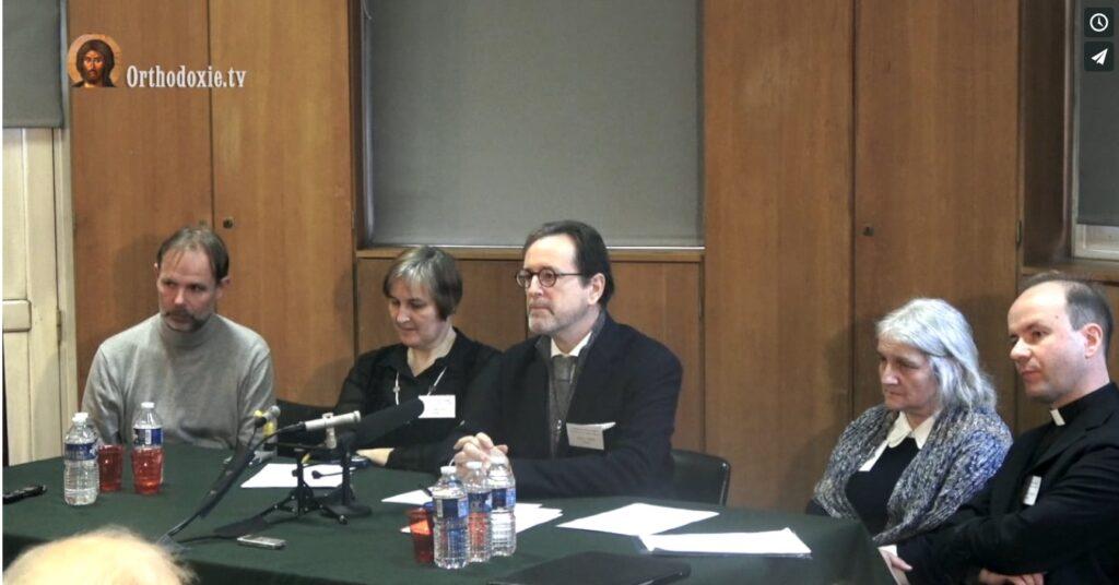 Colloque théologique et œcuménique sur « La réception du Concile de Moscou de 1917-1918 – 1e partie