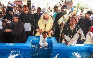 556 baptêmes en République démocratique du Congo