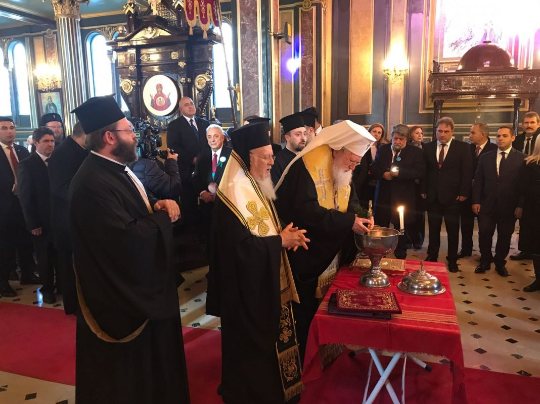 église bulgare à Constantinople - orthodoxie.com