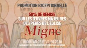 Promotion exceptionnelle aux Éditions du Cerf
