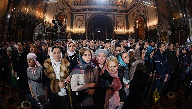 Noël à Moscou - Orthodoxie.com