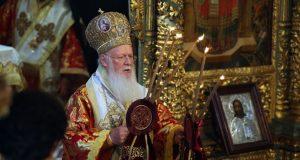 Selon le journal «Hürriyet», le patriarche Bartholomée a apporté son soutien à l'opération militaire turque «Rameau d'olivier»