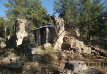 ruine monastère Chypre - orthodoxie.com