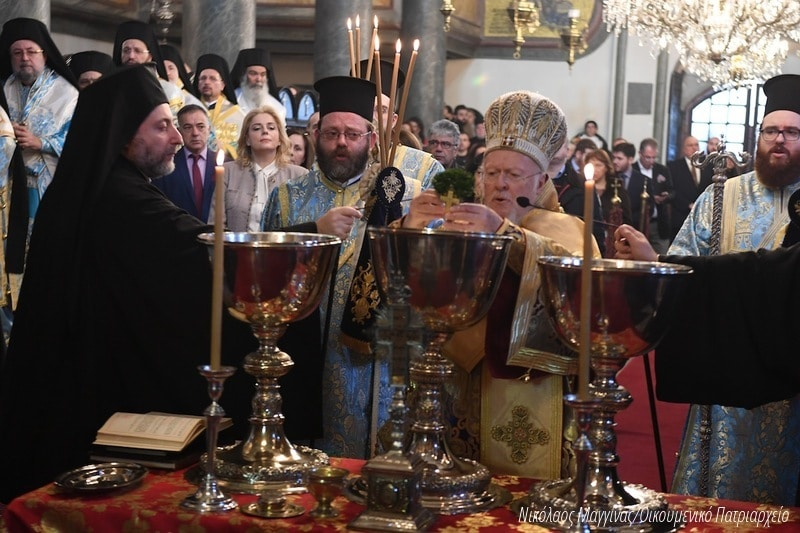 Théophanie à Constantinople - orthodoxie.com