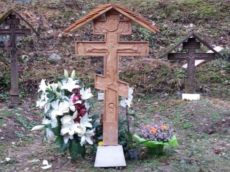 «In Memoriam : père Placide Deseille» par le père Élie (Ragot)
