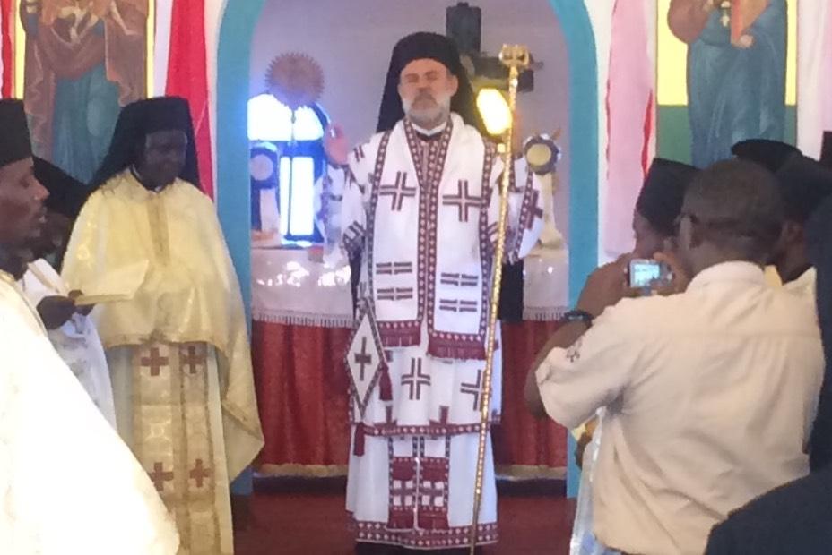 La fête de la Nativité en Tanzanie