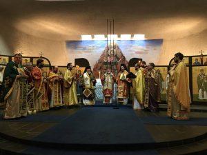 Le Dimanche de l'orthodoxie à Chambésy (Suisse)