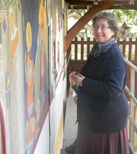 «Icônes orthodoxes», le site web d'Hélène Bléré