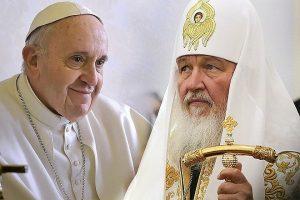 Mgr Hilarion :  «Une nouvelle rencontre du patriarche Cyrille et du pape François n'est pas prévue pour le moment»