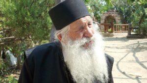 Le moine roumain le plus âgé du Mont Athos est décédé à l'âge de 95 ans
