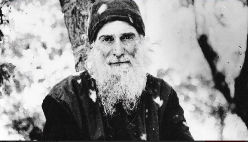 Un film sur saint Gabriel (Ourguébadzé), fol-en-Christ de Géorgie