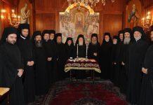 Saint-Synode du patriarcat de Constantinople