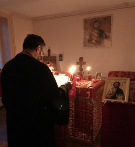 Le site internet de la « Mission orthodoxe en Mayenne »