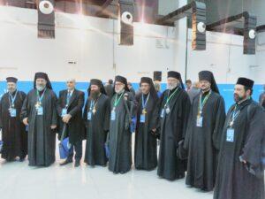 Des observateurs de l'Église orthodoxe russe prennent part au congrès du dialogue national syrien à Sotchi