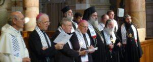 Le Patriarcat orthodoxe et les autres Églises de Terre Sainte ont boycotté une réception donnée jeudi dernier par le maire de Jérusalem
